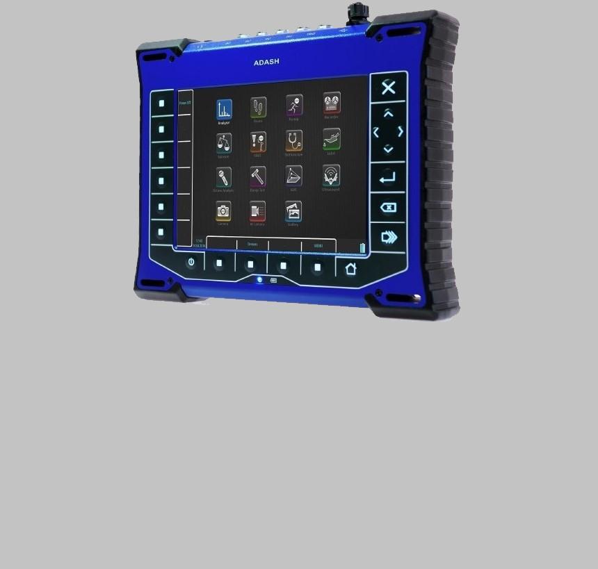 ADASH presenta il nuovo analizzatore di vibrazioni: A4500 VA5 PRO