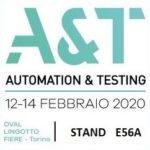 Aesse Misure sarà presente alla fiera Automation & Testing 2020